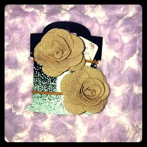 Accessories - Girls/woman's rose ponytail holders